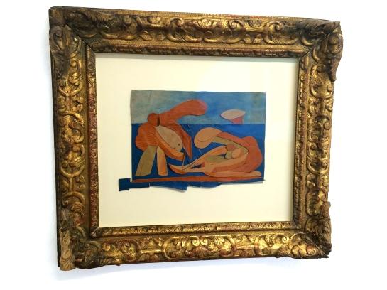 Picassobadendeleder Kopie